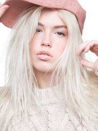 Best 25 Pale Blonde Hair Ideas On Pinterest Pale Blonde