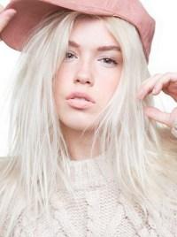 Best 25 Pale Blonde Hair Ideas On Pinterest Pale Blonde ...