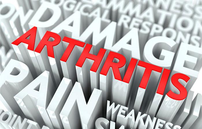 2. Auxilia o tratamento da artrite