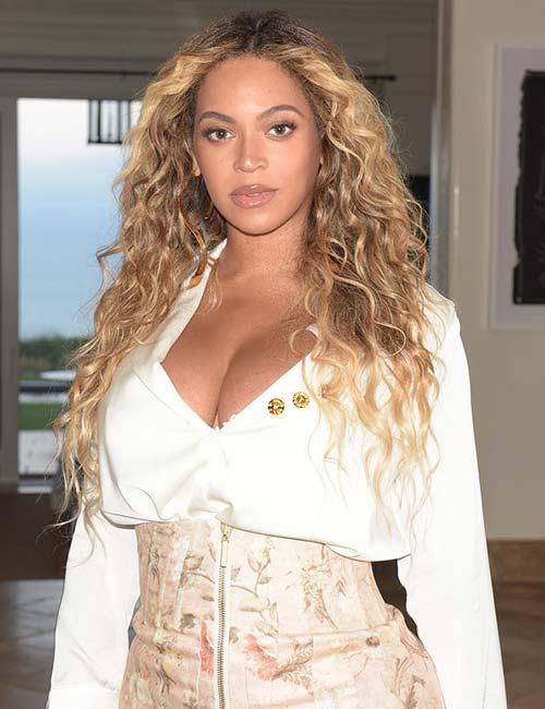 7. Beyonce Knowles