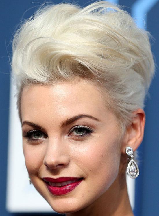 Trubridal Wedding Blog 40 Very Short Hairstyles That You