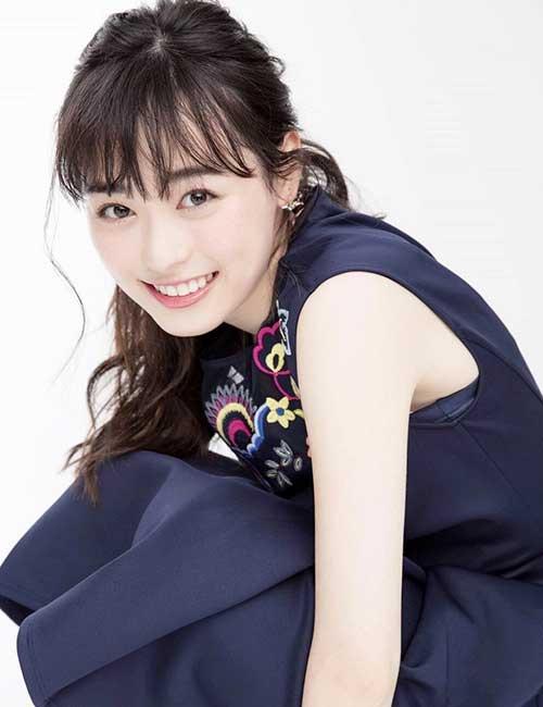 Most Beautiful Japanese Girls Haruka Fukuhara