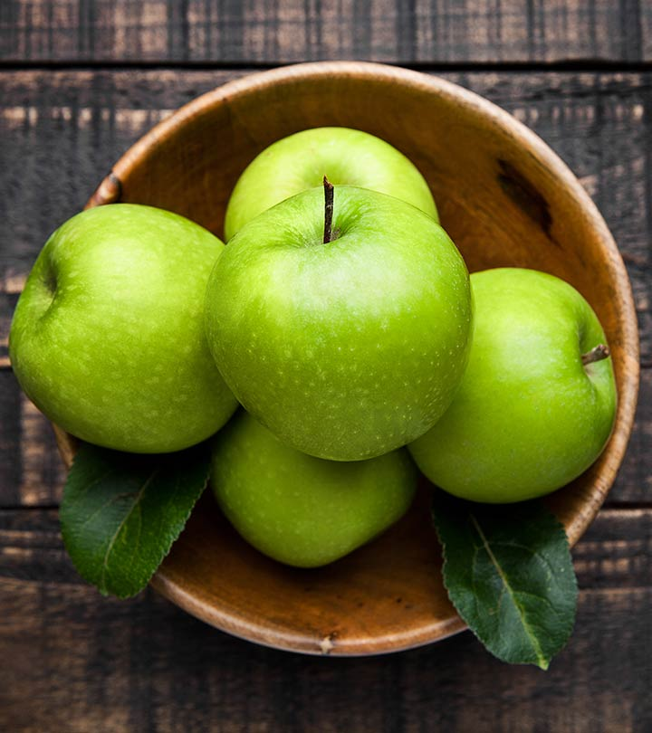 26 Amazing Benefits Of Green Apples For Skin Hair And Health