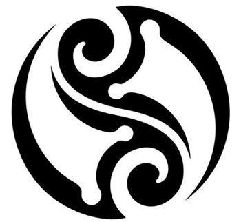 20 Tribal Animal Yin Yang Tattoos Ideas And Designs