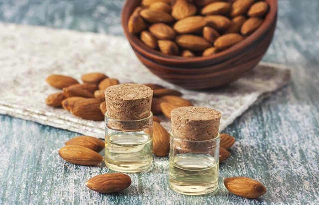 1.-Sweet-Almond-Oil-For-Dark-Circles