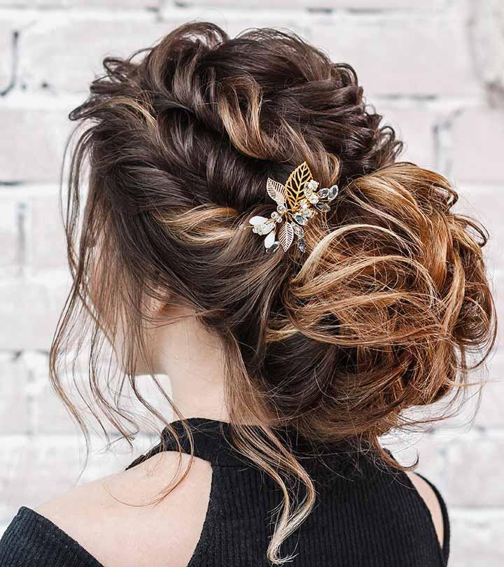 25 elegant formal hairstyles
