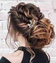 elegant formal hairstyles