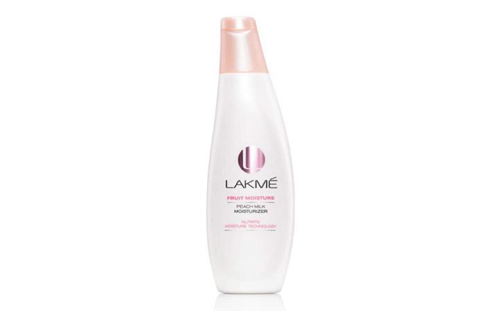 Lakme Peach Milk Moisturizer - Best Lakme Face Cream