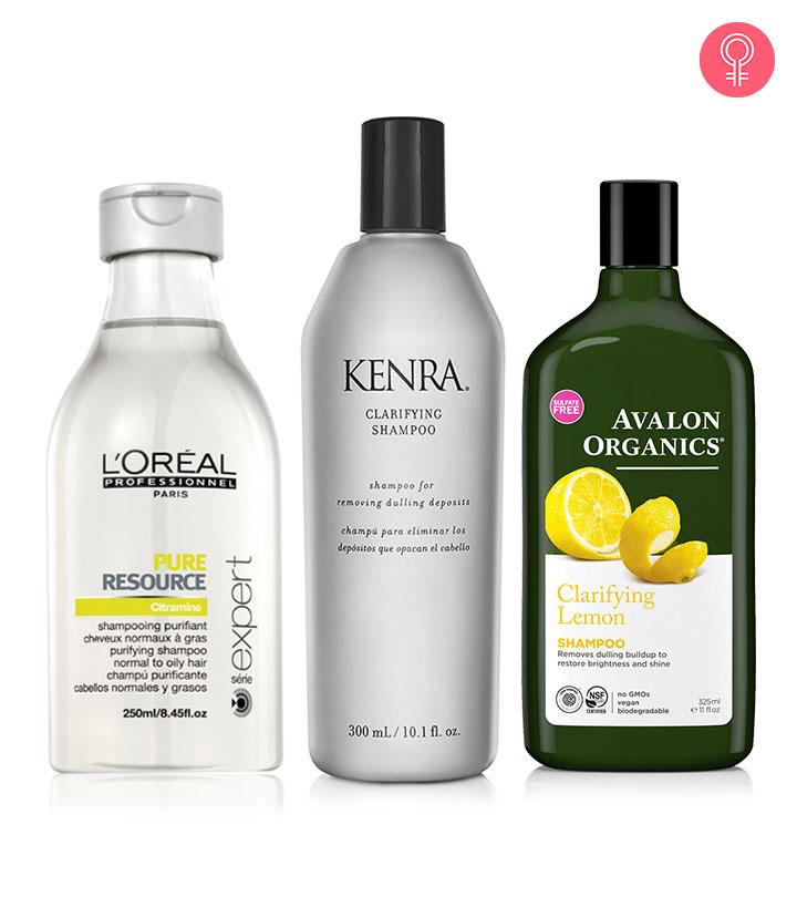 Homemade Clarifying Shampoo For Color Treated Hair Makeupsite