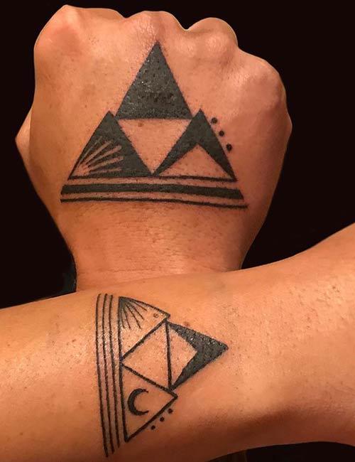 Small Hawaiian Tattoos : small, hawaiian, tattoos, Meaningful, Hawaiian, Tattoo, Designs