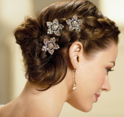 Latest 10 Bridal Hairstyles For Fashion Designers Fashion Style