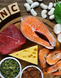 Top foods that are rich in zinc also high you should include your diet rh stylecraze