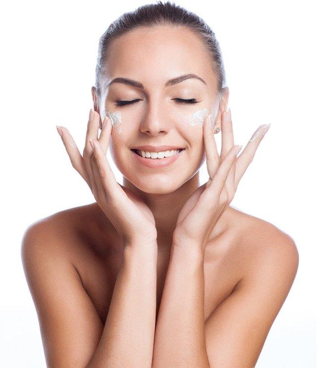 Image result for skin care model pics