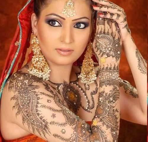 Top 10 Bollywood Bridal Mehndi Designs Collection 2019