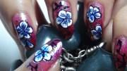 amazing hand painted nail art
