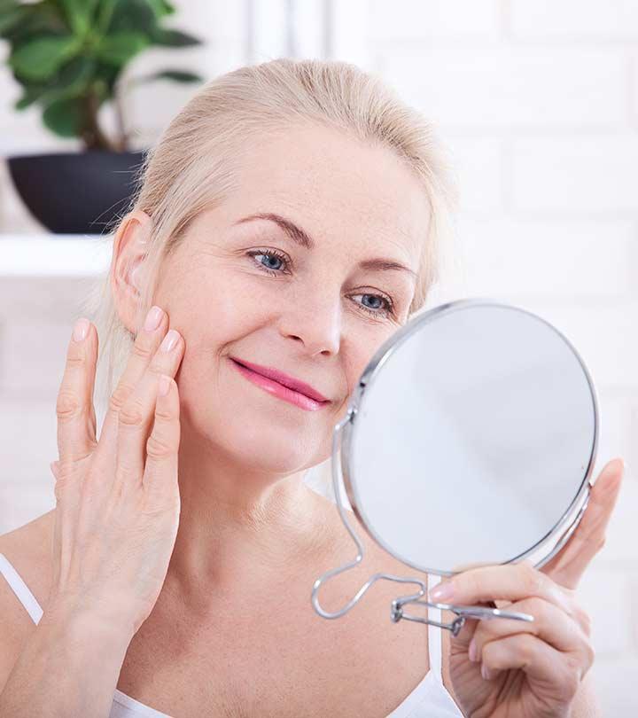 Dicas de maquiagem para mulheres mais velhas