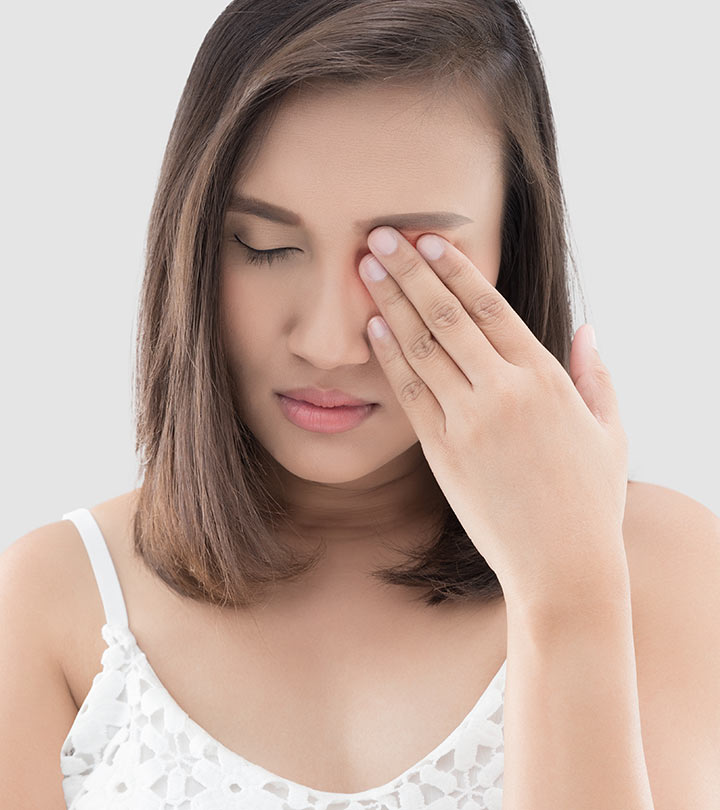 10 Proven Home Remedies For Eye Infections