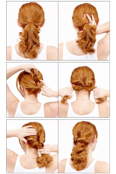 Mother's Day Special 5 Quick And Easy Hairstyles For Busy Moms