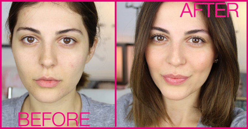 Natural Makeup Look A Step By