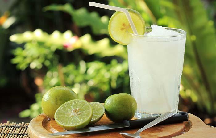 How To Stop Post Nasal Drip - Lemon Juice