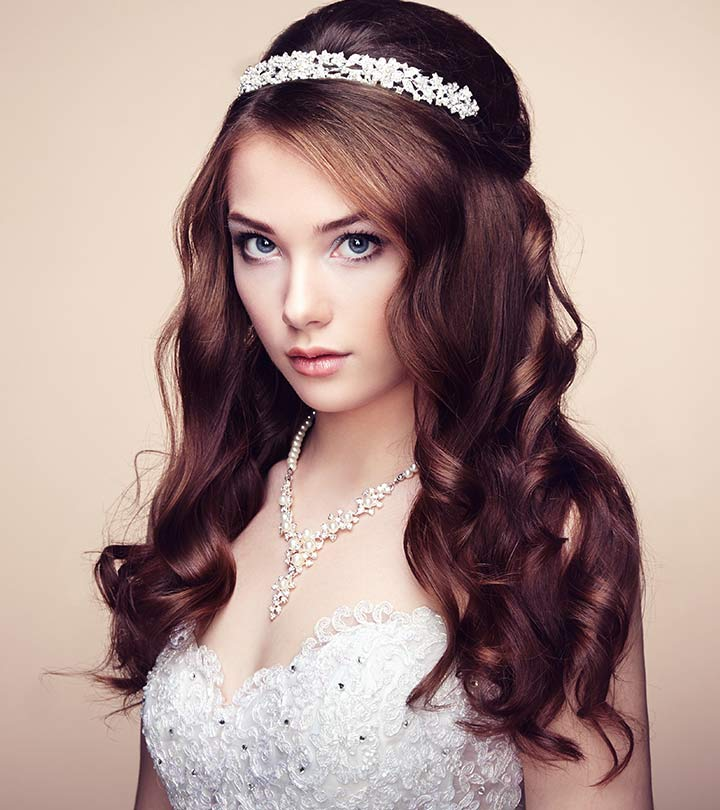 Best Hair Colors For Blue Eyed Woman