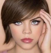 hair colors blue eyed