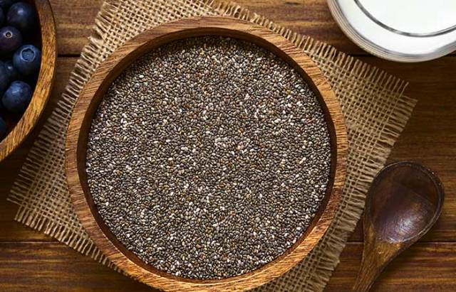 Chia Seeds - Seeds For PCOS