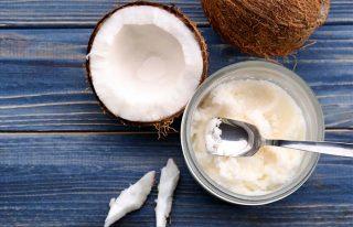 15. Coconut Oil