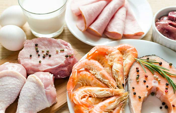 Ways To Get The Perfect Slim Body - Eat Lean Protein With Every Meal