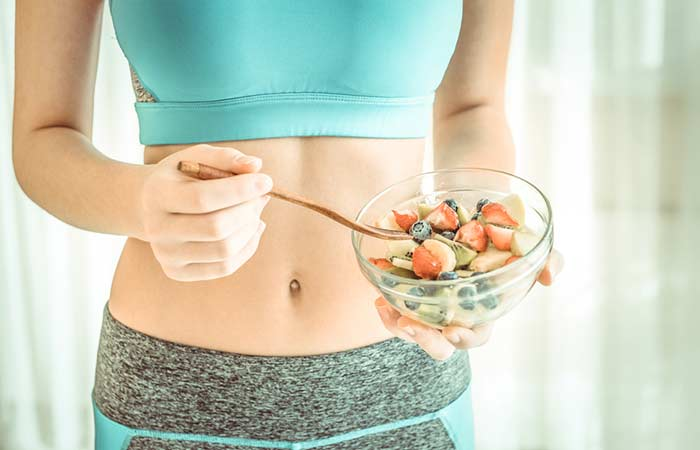 Ways To Get The Perfect Slim Body - Watch The Portion Size