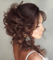 hairstyles frizzy wavy hair