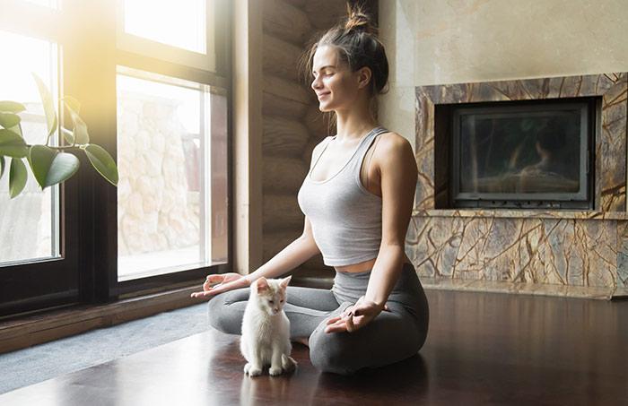 1. Yoga para Transtornos Psicossomáticos