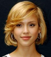 stylish bob hairstyles oval
