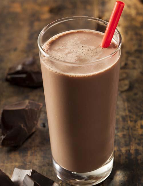 3. Chocolate Protein Shake Protein %E2%80%93 23.6 g