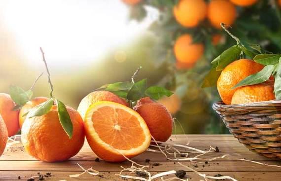 10. Oranges