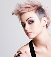 sassy short punk hairstyles