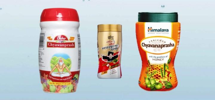 chyawanprash satvik food