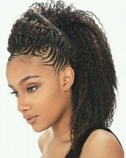 cornrow braids hairstyles
