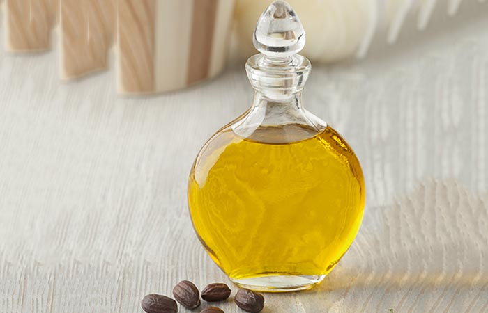 2. Tea Tree Oil With Jojoba Oil For Hair Growth - HOE TEA TREE OIL TE GEBRUIKEN OM HAARGROEI TE BEVORDEREN