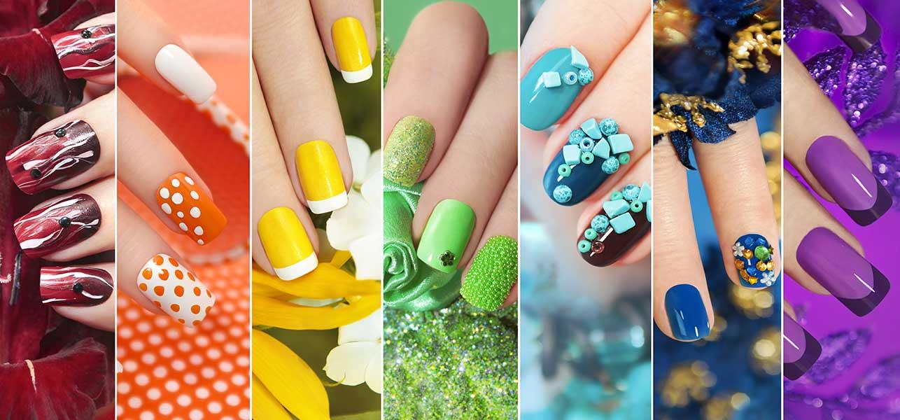Top 50 Acrylic Nail Designs