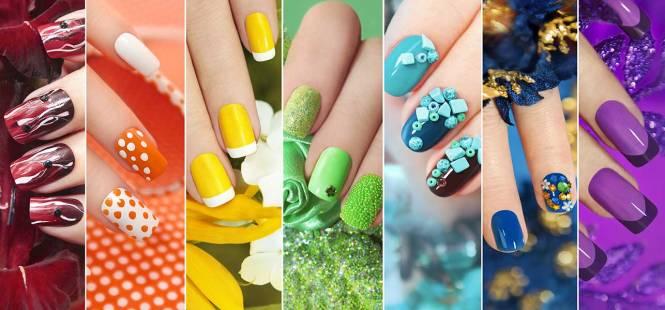 50 Amazing Acrylic Nail Art Designs Ideas 2016