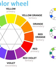 How to match clothes the color wheel pinit also colors in your with guide rh stylecraze