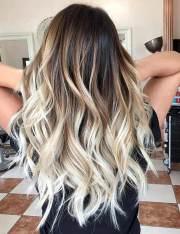 amazing brown blonde hair