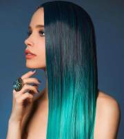 mesmerizing mermaid hair color