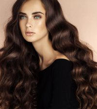 Best Highlight Colors For Dark Brown Hair | Find your ...