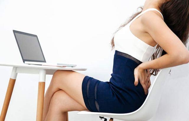 9. Posture Problems Of Sitting Cross-Legged