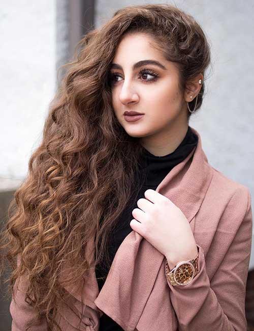20 Gorgeous Light Brown Hair Color Ideas