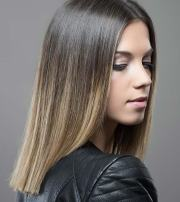 amazing dark ombre hair color