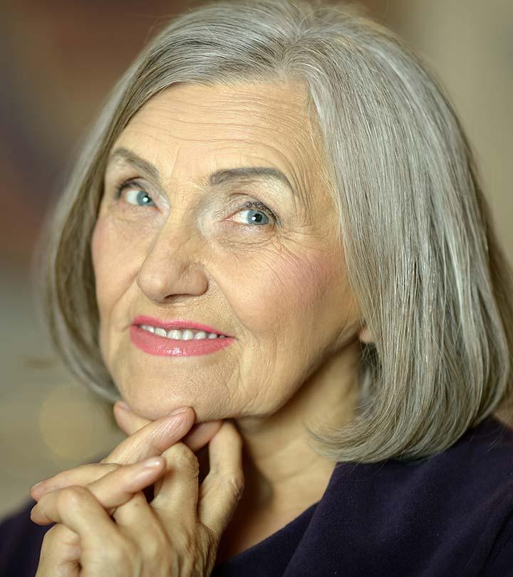 20 Elegant Hairstyles For Older Women