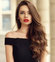 gorgeous light brown hair color